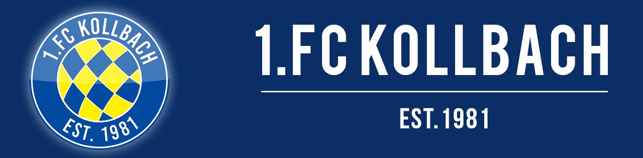 Herzlich Willkommen beim 1. FC Kollbach!